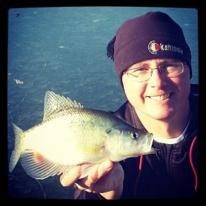 12inch Crappie Clear Lake